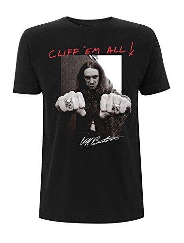 Metallica Cliff Burton Master...