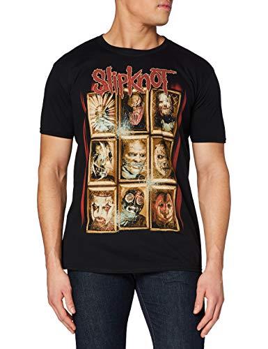 Slipknot New Masks Camiseta...