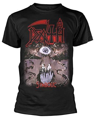 Death 'Symbolic' T-Shirt Round...