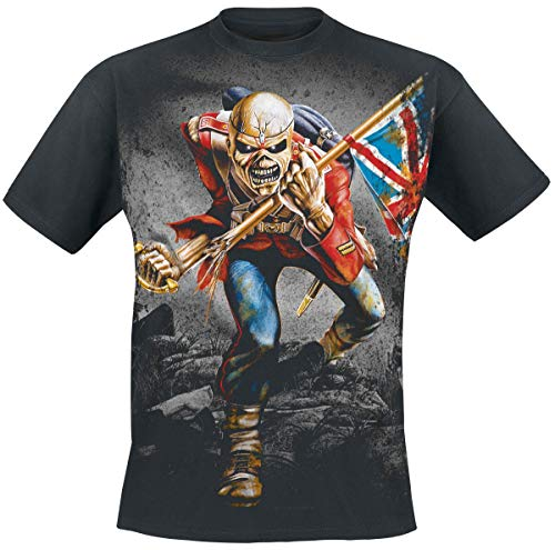 Iron Maiden TheTrooper Hombre...