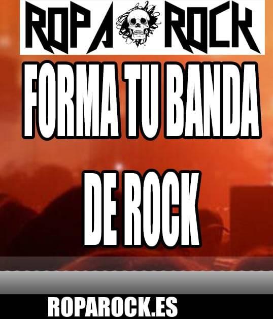 ▷ Cómo formar tu banda de Rock y logra el ÉXITO