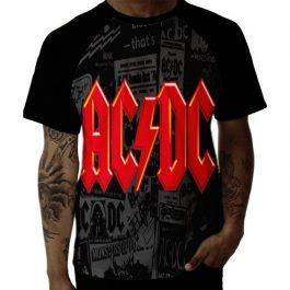 Camisetas de Grupos de Rock