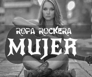 Ropa Rockera para Mujer