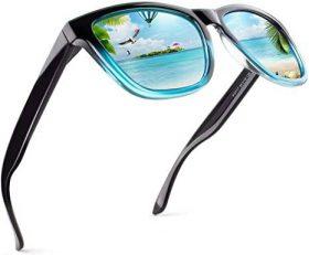 Gafas de sol rockeras, categoría mujer.