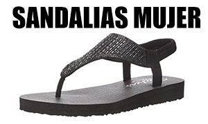 Sandalias para mujeres con estilo rocker.