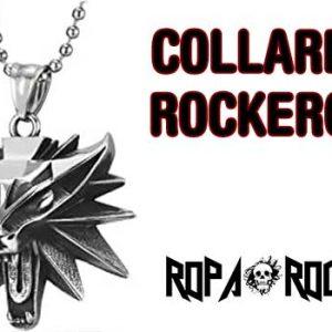 Collares Rockeros para Hombre