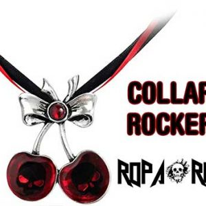 Collares Rockeros para mujer