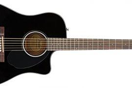 ▷ Kit de Guitarra Acústica Principiante | Fender | RopaRock