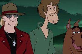 Axl Rose aparecerá en Scooby Doo