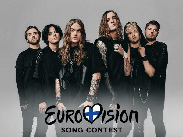 Blind Channel, banda representante de Finlandia en Eurovisión 2021