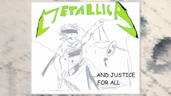 Impresionante versión de la canción One del grupo Metallica realizada con voz.
