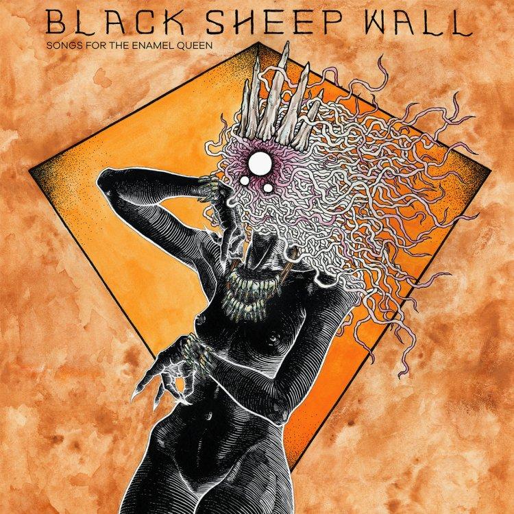 Ahora, un poco de maldad. Black Sheep Wall mantienen la mayoría de las cosas pesadas y lentas, y todavía hay mucho de eso aquí.